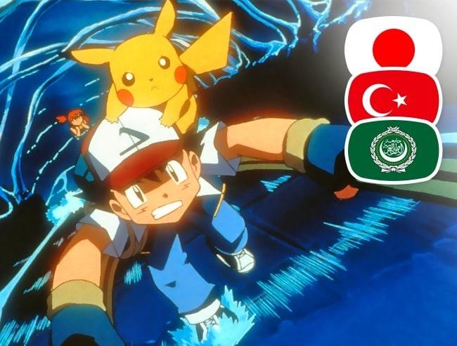 phim hoạt hình pokemon