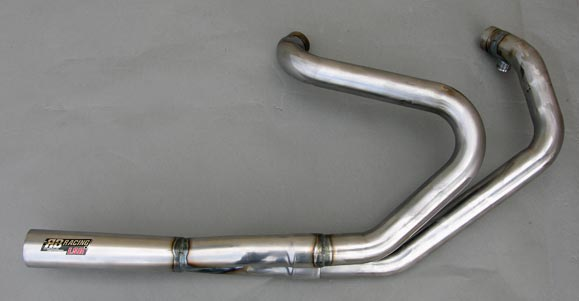 rb racing lsr 2 1 exhaust technology