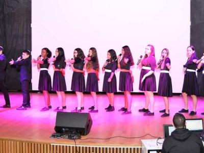 מקהלת הנוער שרים