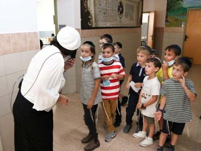 ילדים תלמוד תורה תשבר