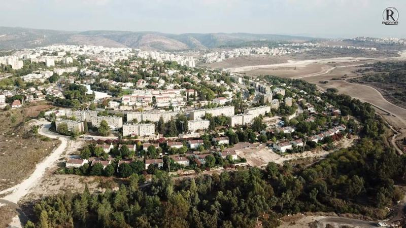 שכונת גבעת שרת, בית שמש