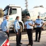 הפיקוד הבכיר של המשטרה הגיע לבית שמש