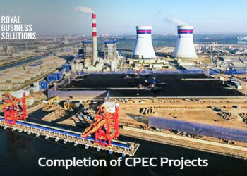 Competion-of-CPEC-Projects