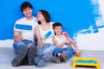 Какую краску выбрать для детской комнаты?