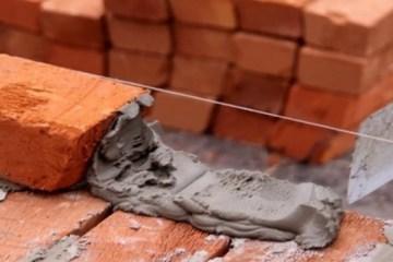 розчин для кладки цегли