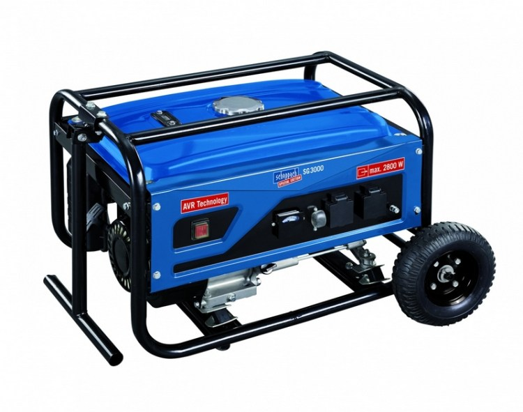 gasoline generator with Shaxi