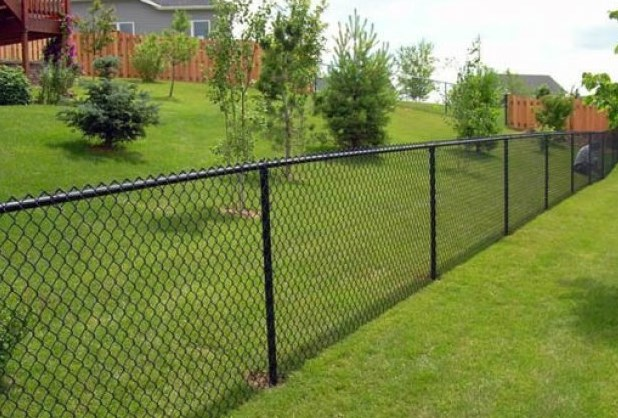 Fences made of netting