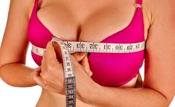 Оптимальный размер женской груди