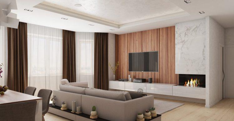 Дизайнерський ремонт квартири