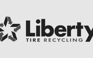 Liberty Tire Recycling logo