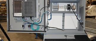 hamilton automation and control panel