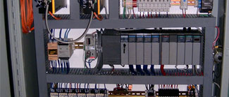 London Automation panel building