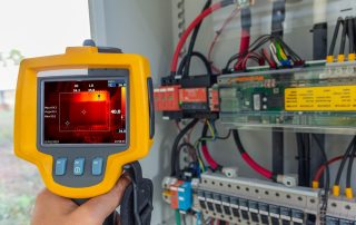 What is infrared scanning