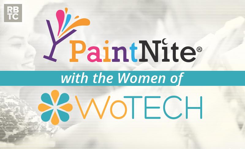 WoTech PaintNite | May 11