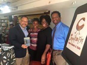 Robert J. Williams at Sankofa Video and Books, Washington, DC