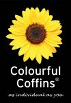 Colourful Coffins Logo Robert Bunt & Sons Funeral Director St Austell Cornwall