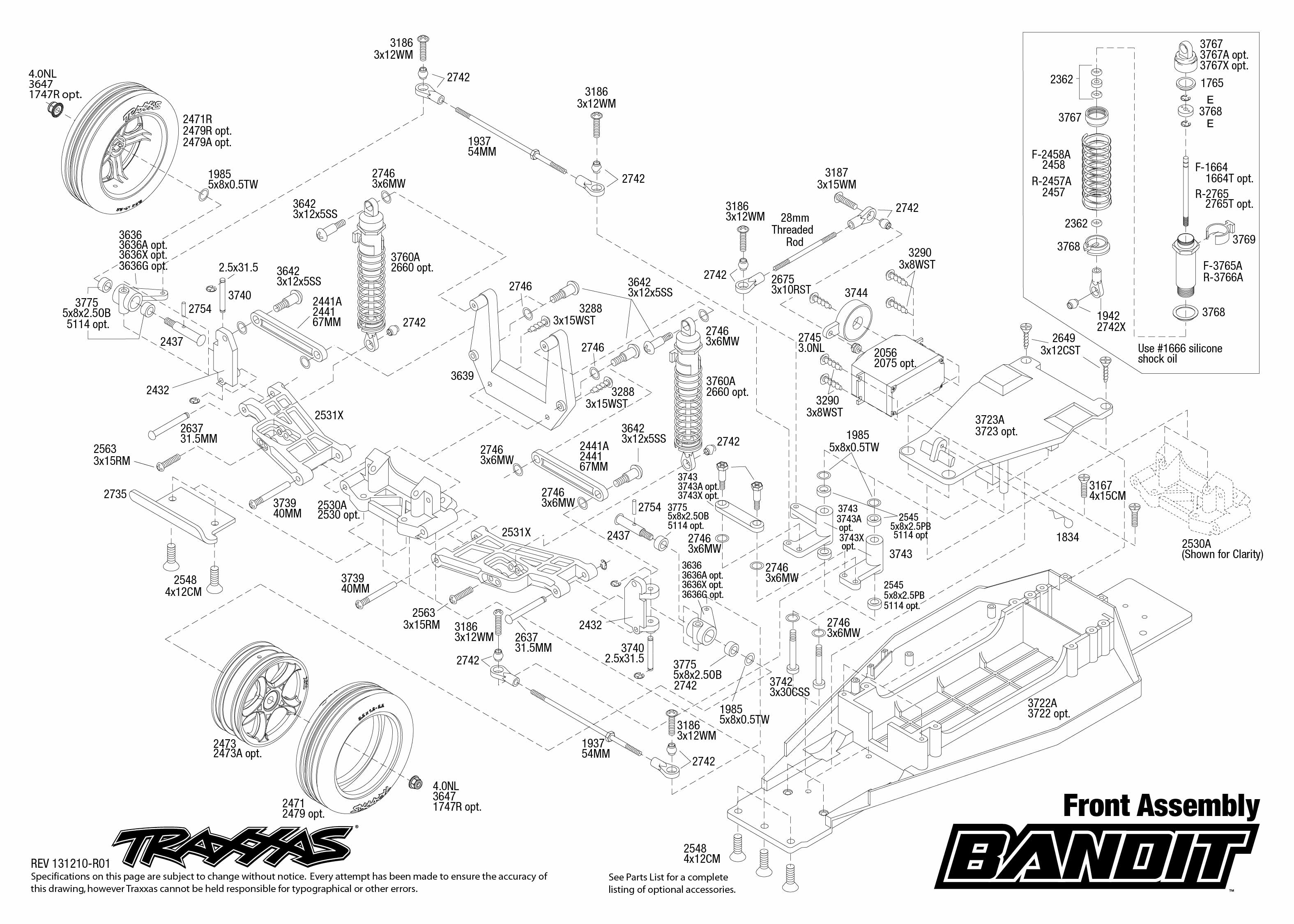 Traxxas E Maxx Repair Manual