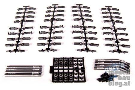 Wraith™ Stage 1 Aluminum Links Kit