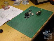 SCX10 Dingo - Getriebebauteile