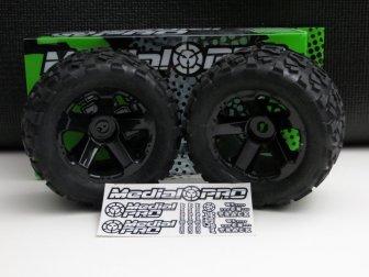 Medial Pro Mud Rocker 4.0 - 1:8 Reifen mit 17mm Mitnehmer