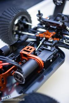 HPI Trophy Truggy Flux - Brushless System