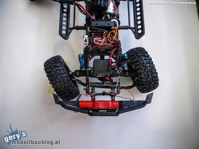 Axial SCX-10 - RTR Lenkstange