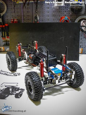 Chassis - GMADE SAWBACK - GS-01