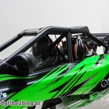 SandStorm one8 - Vollwertiger Fahrer & Lichtvorbereitung