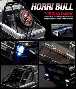 Crawler Body HORRI-BULL