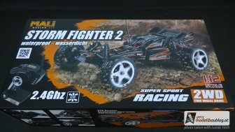 Unboxing: Storm Fighter 2