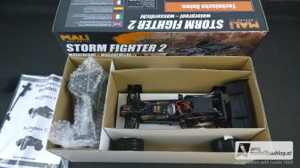 Unboxing: Storm Fighter 2 - Packungsinhalt