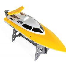 Xtide Micro RTR Rennboot (gelb/weiss)