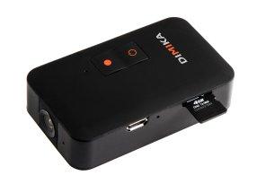 DIMIKA 1080 - USB Anschluss & Micro SD Slot