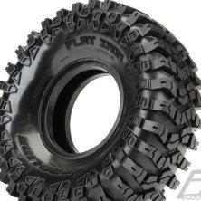 "Flat Iron 1.9"" XL G8 Rock Terrain Truck Tires w/Memory Foam"