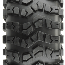 "Flat Iron 1.9"" XL G8 Rock Terrain Truck Tires w/Memory Foam"