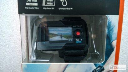 Sony RMLVR1 Wasserfeste Live-View-Fernbedienung mit LC Display