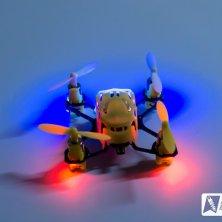 Vom Vorteil ist auch die LED Beleuchtung den ansonsten könnte man Ihn leicht übersehen.