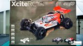 Unboxing - Buggy one10 4WD Brushless RTR von XciteRC