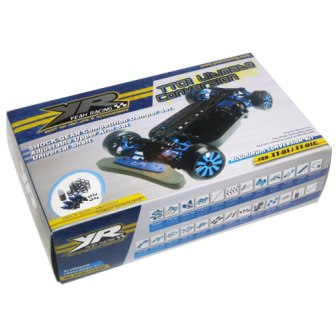"Verpackung - Yeah Racing ""Aluminum Conversion - Ultimate Kit"""