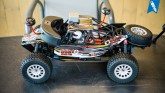 Reely Dune Fighter FPV Brushless Buggy mit FAT SHARK FPV BRILLE