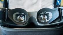 Innenseite der FAT SHARK - Predator V2 FPV Brille