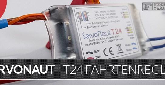 Servonaut-T24-Crawler-Regler