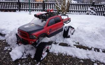 SnowTracks im Test