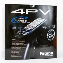 Verpackung des Futaba T4PV Senders