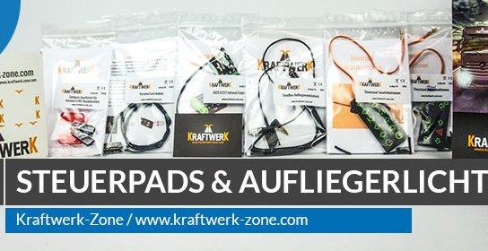 Unboxing & Review - Kraftwerk Steuerpads & Aufliegerbeleuchtung 1