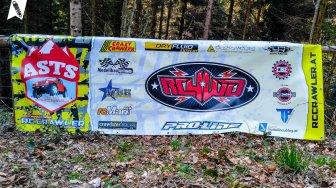 Sammelplatz / Banner mit unseren Sponsoren