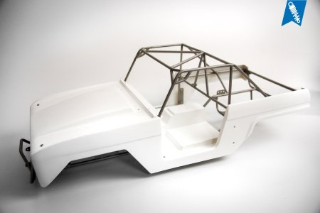 TFL Racing T-10 Chassis mit Karosserie im Bronco Style