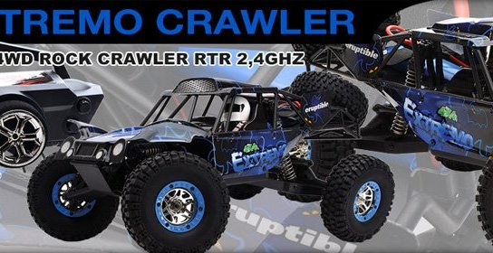 Beitragsbild: Ripmax Extremo - Rock Crawler