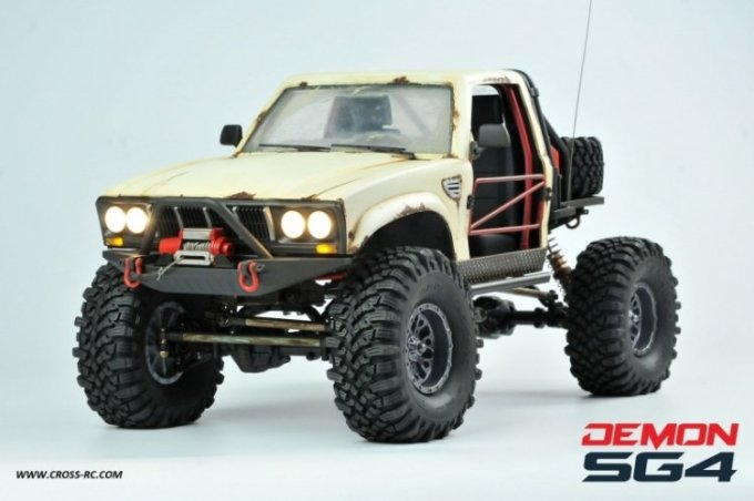 Cross RC Demon SG4 A