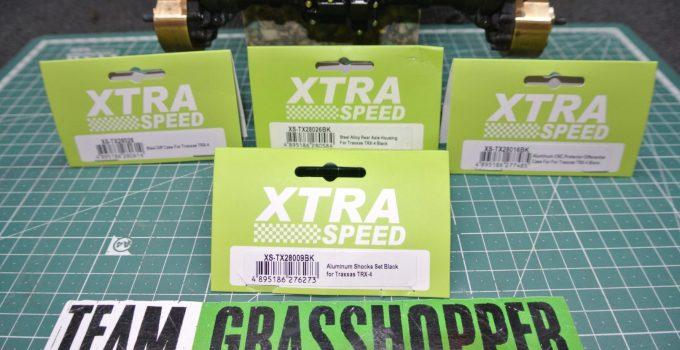 Traxxas TRX-4 Tuning Teile